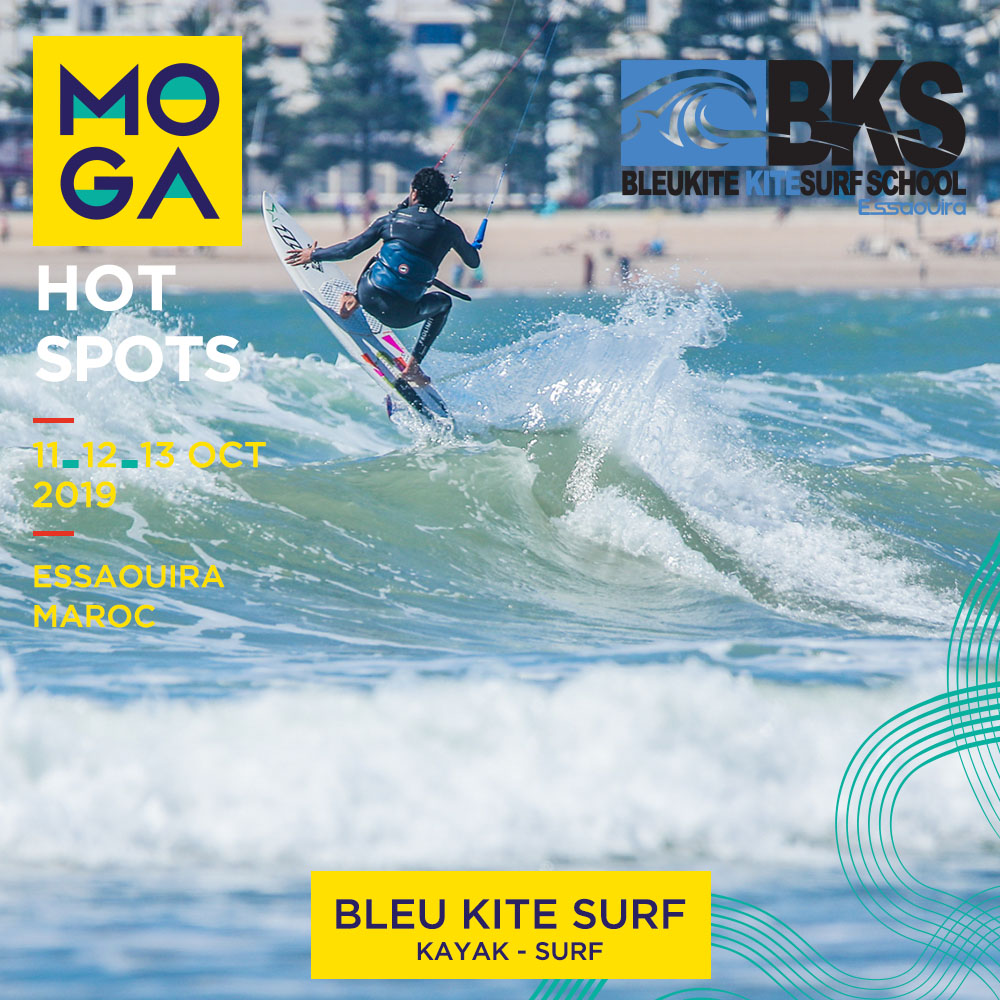 Bleu Kite Surf