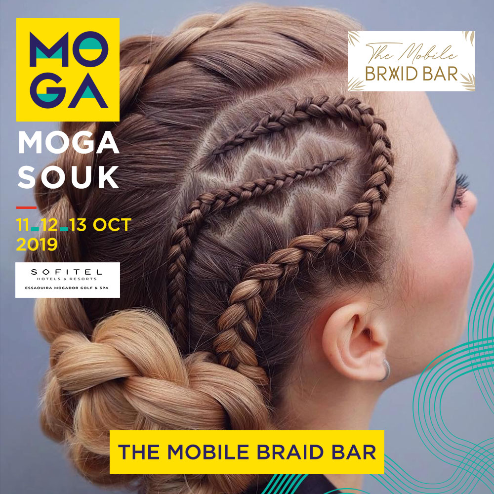 The Mobile Braid Bar